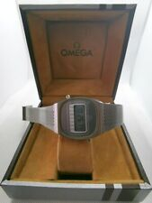 MONTRE WATCH OMEGA SPEEDMASTER 1616 LCD QUARTZ EN BOX OMEGA VINTAGE 1978