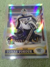 1999-00 Topps Chrome Tomas Vokoun Refractor Nashville Predators