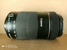 Canon EF-S 55-250mm IS STM f4-5.6 Lens