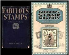 FABULOUS STAMPS Romance of Rarities 1947 and 1931 British Gibbons' STAMP Monthly