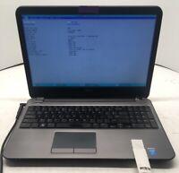 Dell Latitude 3540 Intel Core i3-4010U 1.70GHz 4GB - No HDD, Os, Battery