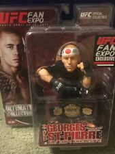 UFC ROUND 5 MMA GEORGES ST PIERRE UFC TORONTO FAN EXPO 2011 OFFICIAL COLLECTIBLE