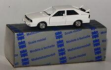 Conrad Scale 1/43 - Audi Quattro in weiß mit Originalbox   #2