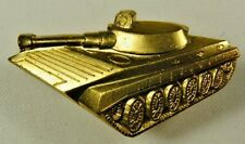 Russian Infantry Combat Vehicle BMP-1 Screw Back Metal Military Badge