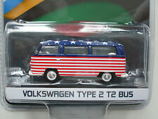 "Volkswagen T2 Bus ""2016 Rio Olympics USA"", Greenlight 1:64 lim. Edition"