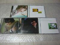 TOSHI CD ALBUM 5 SET / TRUTH,PAIN,Toward the way,and more / X JAPAN rare