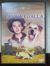 Vendo film dvd WALT DISNEY - ZANNA GIALLA (lotto stock) FUORI CATALOGO