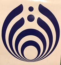 Bassnectar DJ Lorin Ashton Bass head 808 Yeti Cup Vinyl Decal Sticker