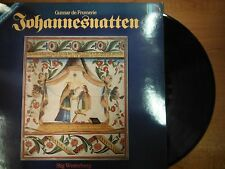 33 RPM Vinyl Gunnar de Frumerie Johannesnatten The Big Ben Phonogram Co 031115SM