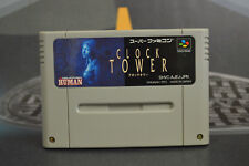 CLOCKTOWER CLOCK TOWER SFC SUPER FAMICOM COMBINED SHIPPING