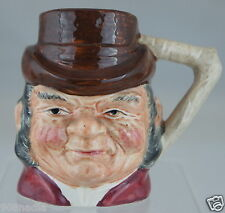 """Vintage Toby Mug """"Farmer Giles"""" Character Cooper Clayton By Sterling England"""