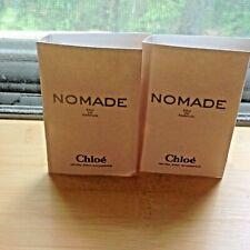 Nomade by Chloe Eau de Parfum New 2018 Release Sample Spray 1.2 ml.Get 2 samples