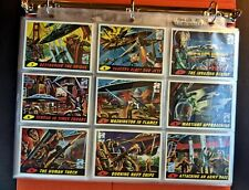 1994 Topps Mars Attacks 1st Day Set 55 Cards + Xtras