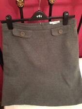 BODEN stretch Jersey Skirt Size 14 Long Length Immaculate