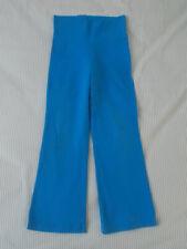 Tcp yoga pants, blue, cotton, size 5T