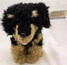 "Toys R US Animal Alley 11"" Stuffed Golden Poo Plush Dog Original Tag"