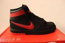 NIKE Prestige IV 4 High Black University Red Bred 584614 062 Mens Size 10 Shoes