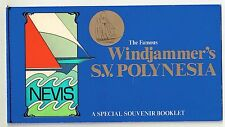 (ES37) 1980's NEVIS $12.50 special souvenir booklet