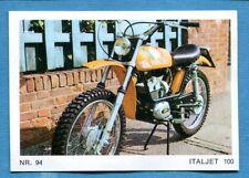 MOTO - Ed. Raf - Figurina/Sticker n. 94 - ITALJET 100 -Rec