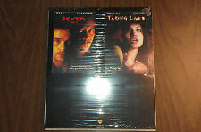 Seven & Taking Lives DVD Movies 2 Movie Set NEW