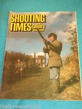 SHOOTING TIMES & COUNTRY MAGAZINE - MAY 13 1982