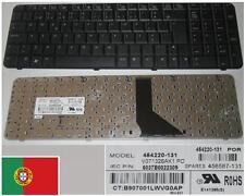 Clavier Qwerty PO Portugais HP 6820S V071326AK1 454220-131 456587-131 Noir