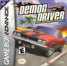 Demon Driver (Nintendo Game Boy Advance, 2004)