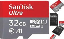 Mini SD Card Adapter Highest Speed SanDisk 32GB Micro Memory