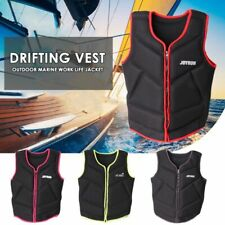 Outdoor Drifting Water Sport Life Jacket For Adult And Kids Swimming Safety Vest