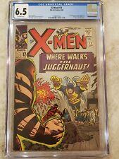 X-Men 13 cgc 6.5 2nd Appearance Of The Juggernaut! 3758297003