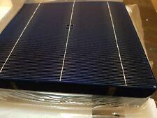 150pcs Solar Cell Poly Cells 6x6 Polycrystalline 4.72w 19.4%effi Grade A 156x156