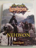Runequest RPG Fritz Leiber's Lankhmar Nehwon Mongoose Publishing MGP 8113