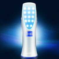LUDEA Triple Care LED Portable Self Skin Care Device Home Esthetics