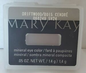 MARY KAY EYE SHADOW **MINERAL EYE COLOR** DISCONTINUED DRIFTWOOD NEW IN BOX