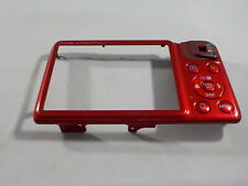 Canon PowerShot SX600 HS Rear Cover Housing Replacement Repair Part - RED
