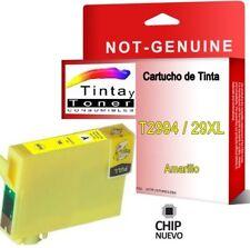TINTAS T2991 T2981 29xl COMPATIBLES PARA IMPRESORAS EPSON CARTUCHOS NON OEM