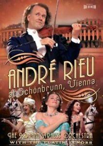 Andre Rieu - Live At Schonbrunn, Vienna (DVD, 2010)