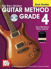 CHITARRA moderna metodo, 4, studi ROCK