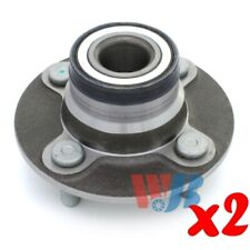 Pack of 2 Rear Wheel Hub Bearing Assembly replace 512025 BR930134