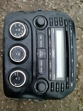 mazda mx 5  bose head unit 2012