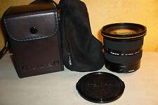 Super Objektiv Tokina AF 20-35mm 1:3,5-4,5 Durchmesser 77 Nikon Beutel + Köcher