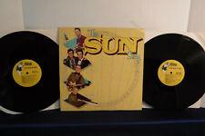 The Sun Story, Rhino RNDA 71103, 1987, 2 LPs Rockabilly/R&B/Rock N Roll/Country