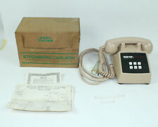 Stromberg Carlson Desk Phone Western Electric Union Hot / Line General Dynamics