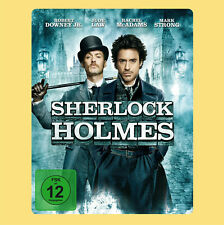 ••••• Sherlock Holmes (Robert Downey Jr.) (Blu-ray) Steelbook *Original verpackt