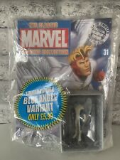 RARE, Eaglemoss, Classic MARVEL Figurine Collection, Blue Angel Variant New