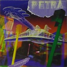 PETRA 'BACK TO THE STREET' UK LP