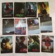 52 lenticulars collection Flip effect 10 cm x14 cm with magnet Not for Steelbook