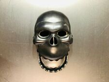 Skull (Black, Resin) dish