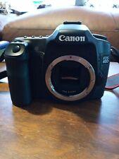 Canon EOS 40D 10.1MP Digital SLR Camera Body DS126171 w strap