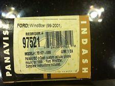 PanaVise Indash Mount # 75107-699 fits Ford Windstar 1999-2003